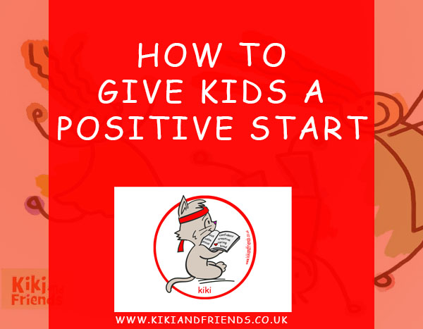 A positive start to help raise healthy, happy kids
