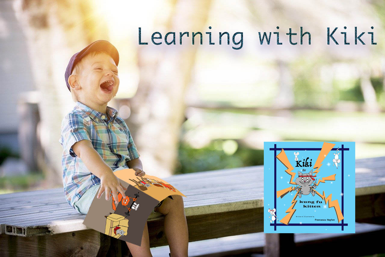 learning with kiki