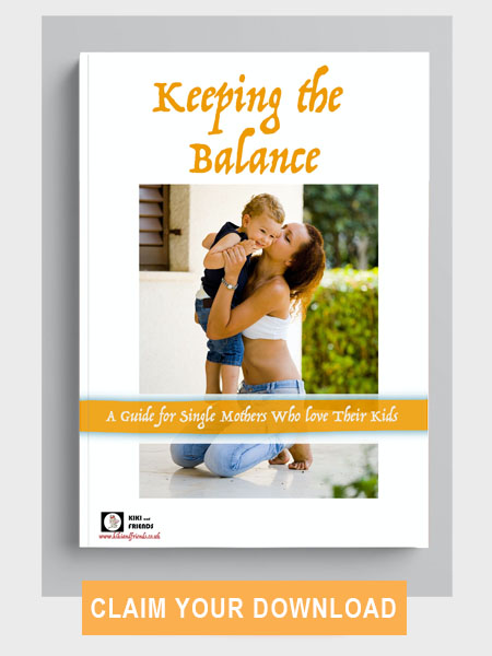 free parenting guide for busy single moms