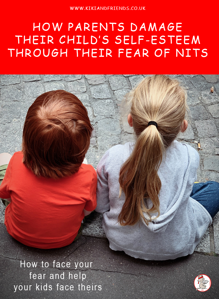 Parents must face their fears and do things they least want to. Because if they face their fears, their kids will too.