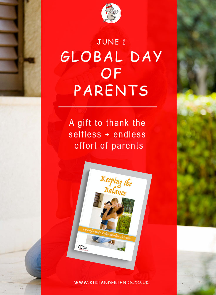 Free guide for parents on Global Parent Day