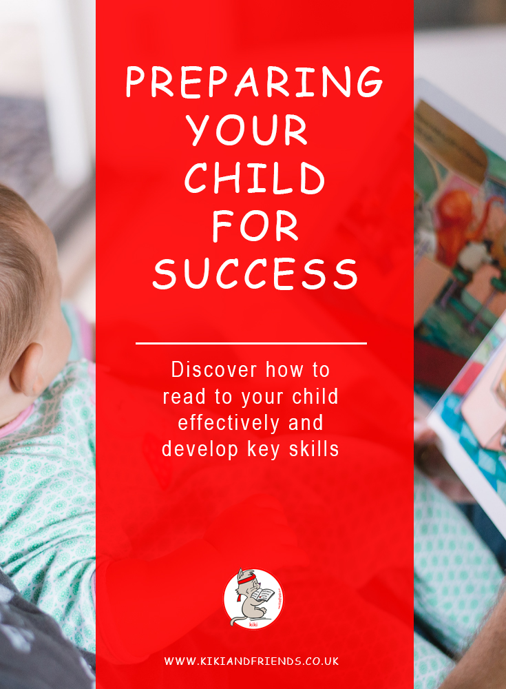 If you want to give your child a great start in life and set them off on the right page for success at school, here are a few tips to ensure your reading sessions are successful and effective.