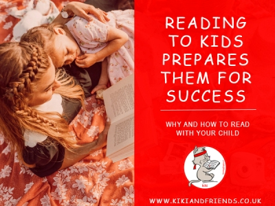 Reading to your child prepares them to be successful as adults. This article provides you with the how, where and when to read to your child and give them a strong foundation to grow up and be happy, healthy and successful.