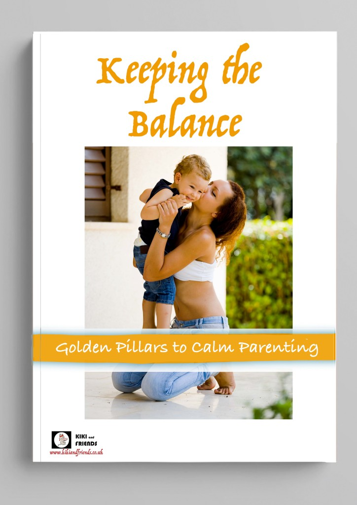 Free ebook providing 4 ways to help loving parents manage their child's anxiety whilst balancing their work and homelife