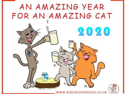 Kiki celebrates a great 2020 and looks forward to a creative 2021