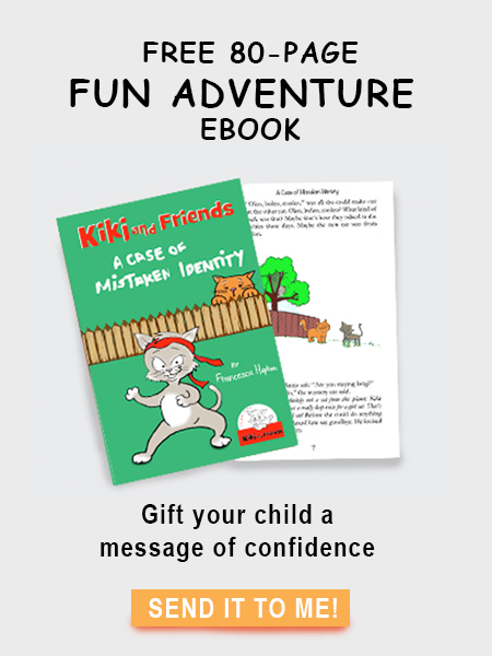 Free adventure story from Kiki and Friends