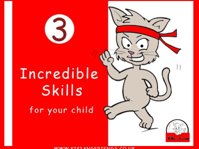 How Your Child Will Learn 3 Incredible Skills with Kiki and Friends